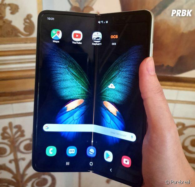 Le smartphone pliable une innovation obsolète ?