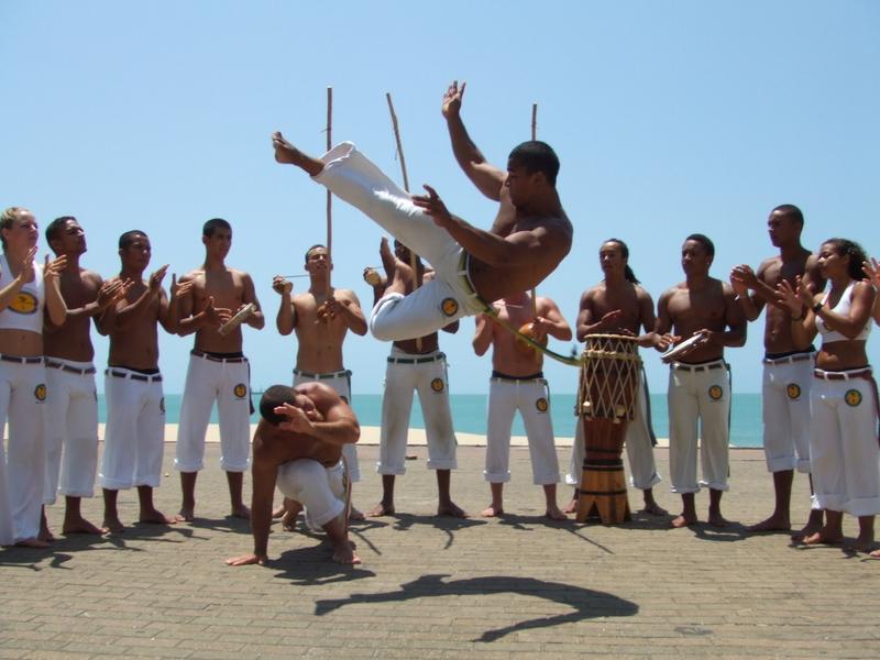 Qu'est-ce que la capoeira ?